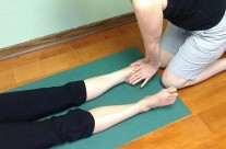 Facilitated Healing Private Foot Massage